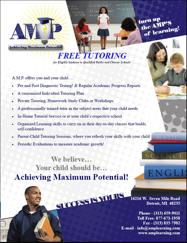 AMP Tutoring