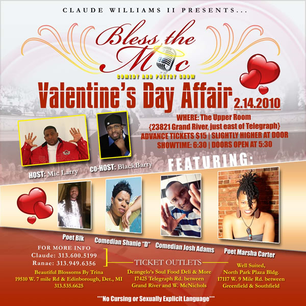 Valentine's Day Affair