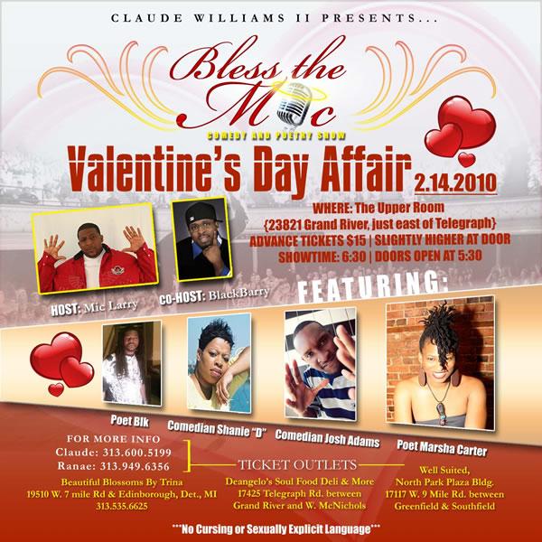 Valentine's Day Affair