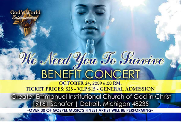 Benefit Concert