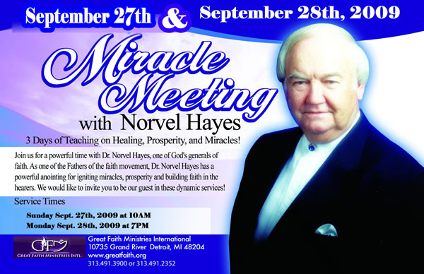 Miracle Meeting