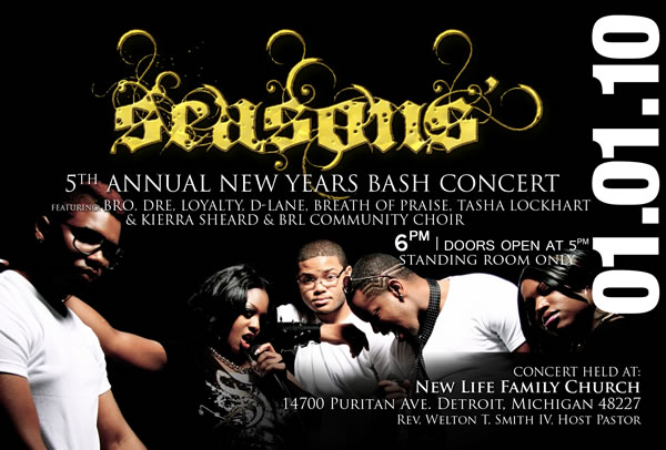 New Year's Bash