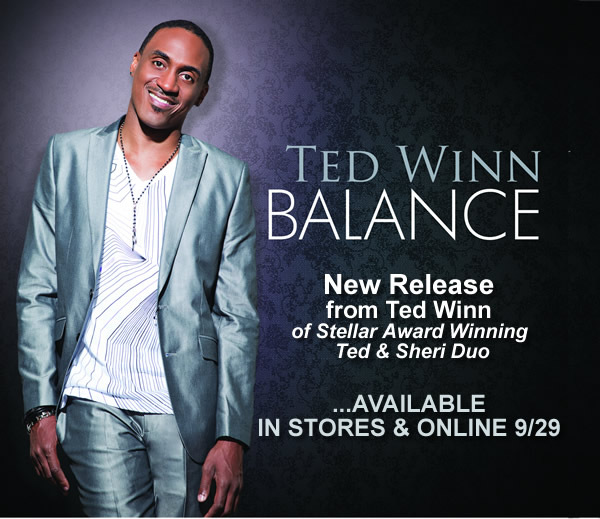 Ted Winn In Stores 9/29