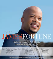 james fortune booking info