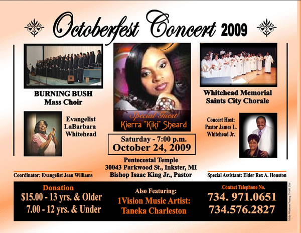 Octoberfest 2009