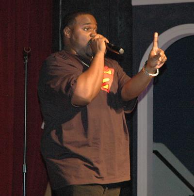 Gospel Rapper Big Al