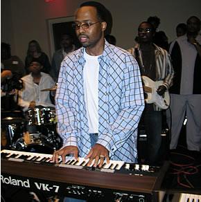 Keyboardist